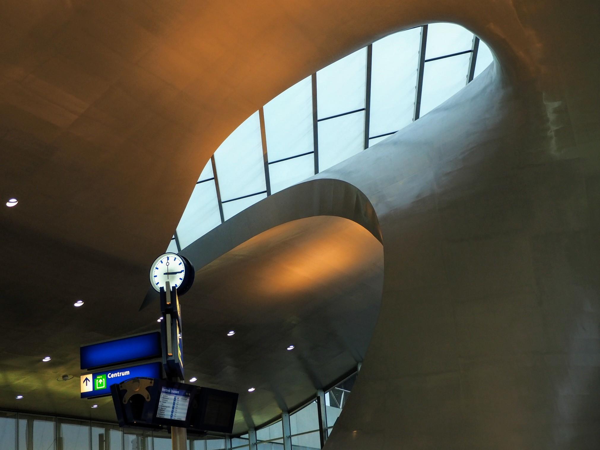 Arnhem Centraal station
