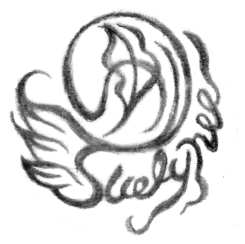 Suelyn symbol with peace and natural