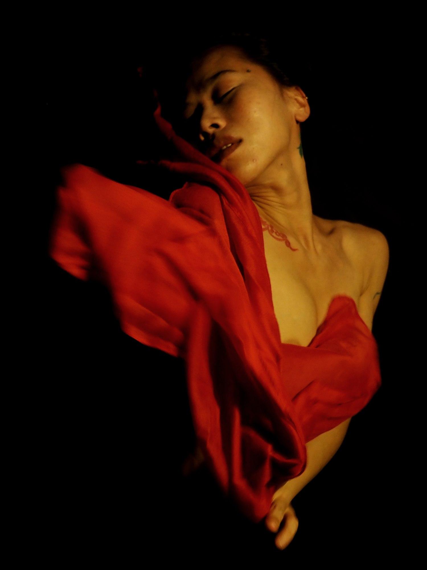 2020 / Red Dream IV / 45x60 cm / Photo by Suelynee 何書伶