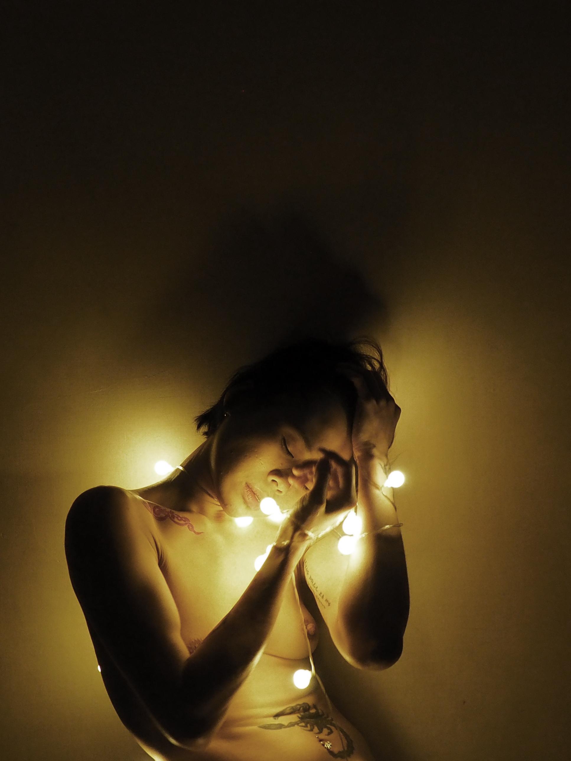 Make a wish by Suelynee taiwan, artist, photographer, nude, fine_art