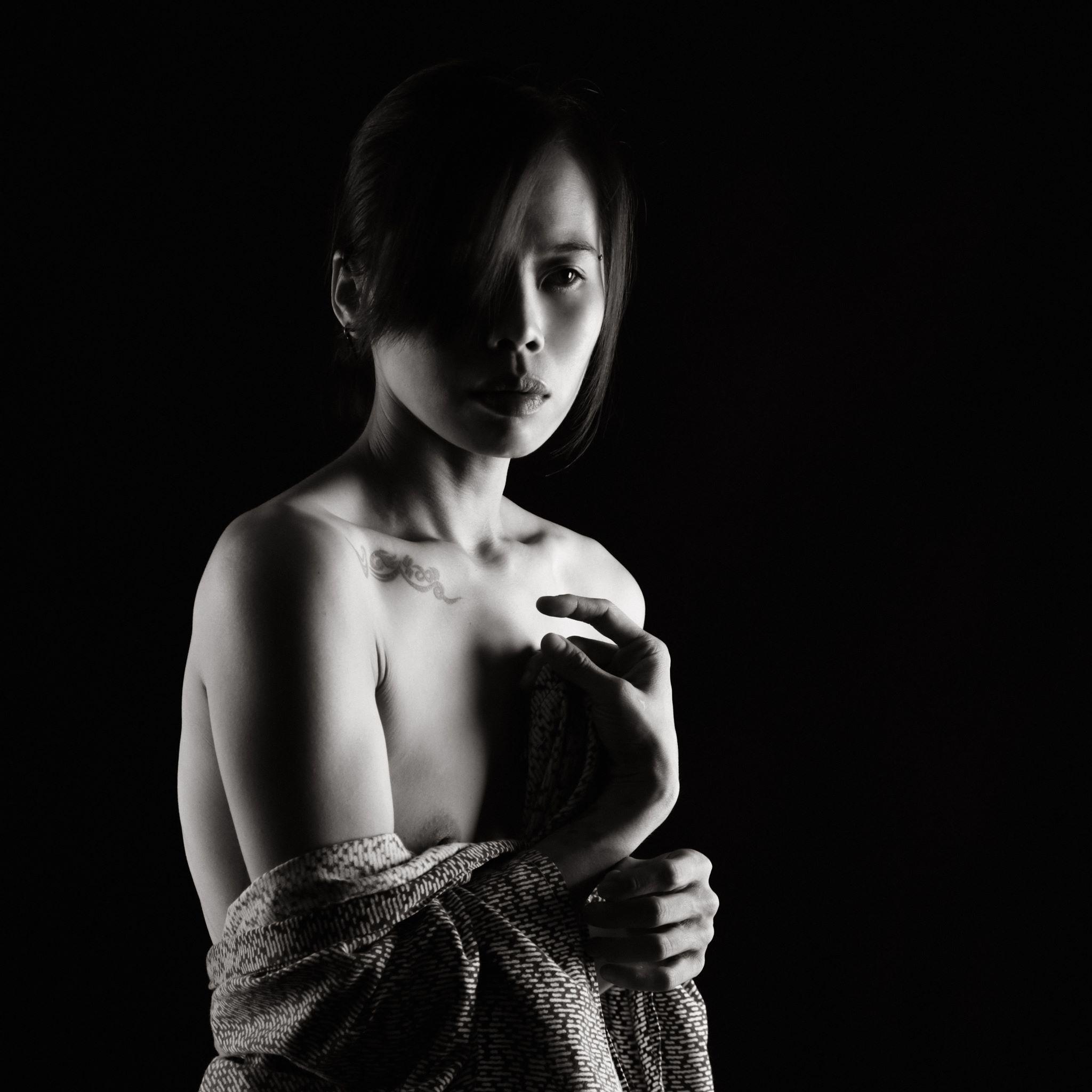 Suelynee ho's model work Photo by Patrice body art